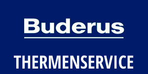 Buderus Thermenservice und Thermenwartung